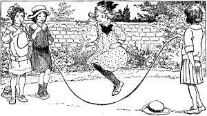 senoviški žaidimai vaikams