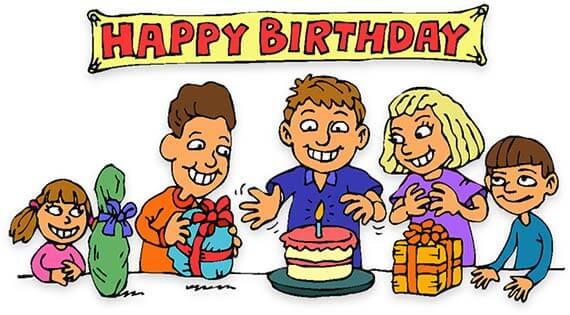Kaip švenčiami gimtadieniai kitose šalyse?